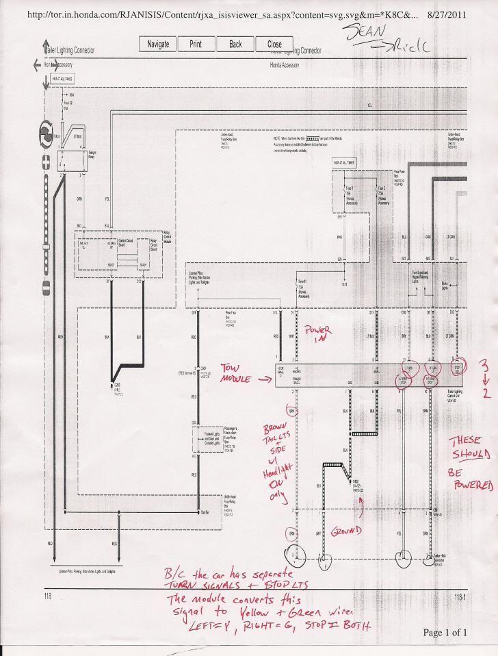 33 Wiring Diagram For Electric Brake Controller Bookingritzcarlton Info In 2020 Diagram Trailer Light Wiring Wire
