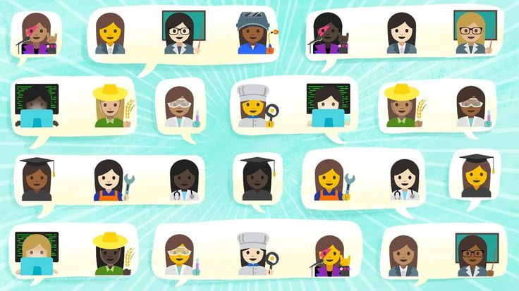 Dozens of new emoji will finally show women being awesome