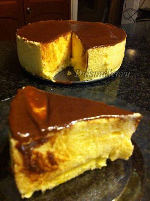 Торт мусс | Диета Дюкана