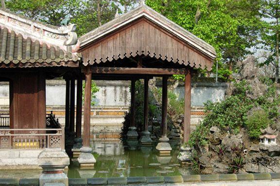 Meditation er min daglige vitaminpille. Vietnam 2005. Fotograf: Susanne Randers