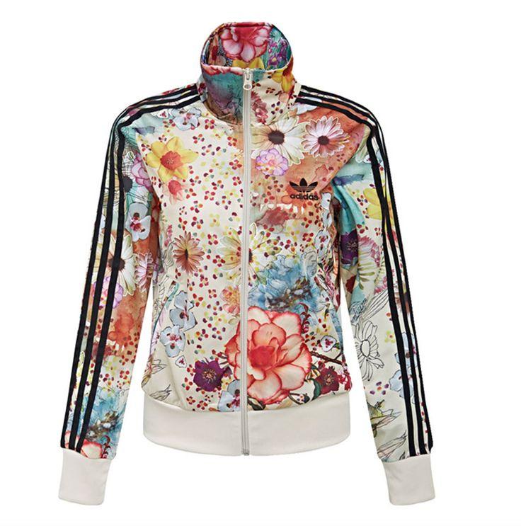 Adidas NEO Flower Jacket