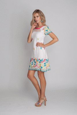 Sukienka Hortensja od Midori  ;-)