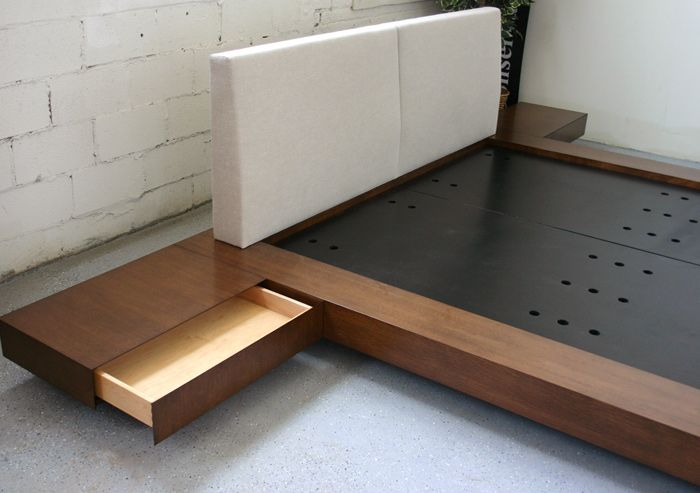 japanese bed design - Google Search