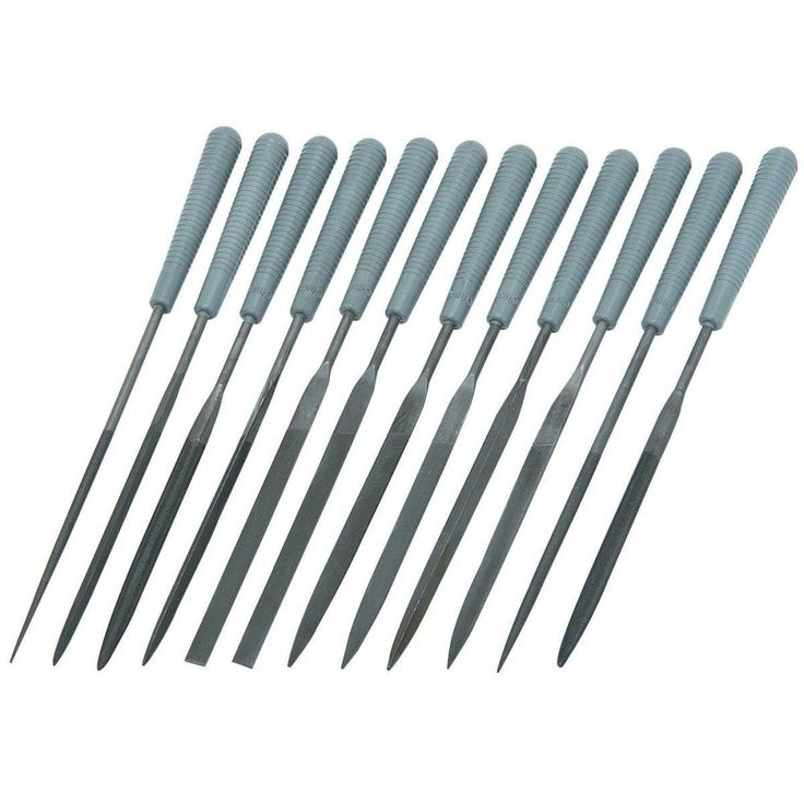 Any old needle file set 3d printing tools