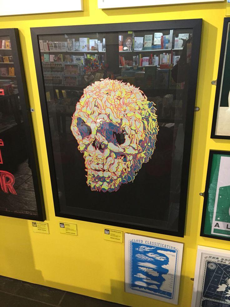 Kozyndan skull print - Baltic