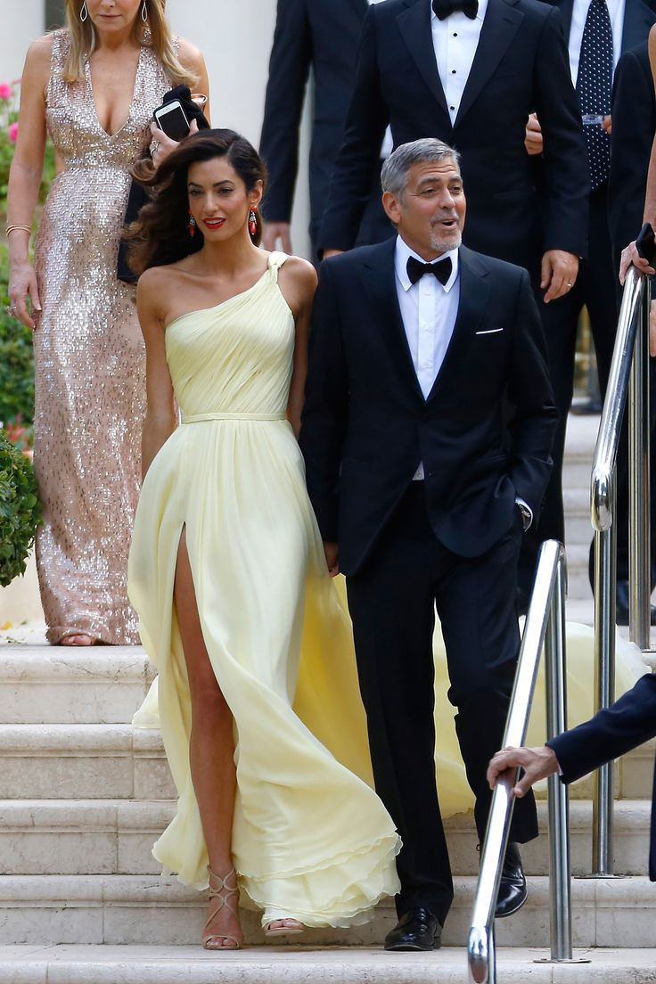 Amal Clooney Is Winning the Red Carpet Style Race in ...