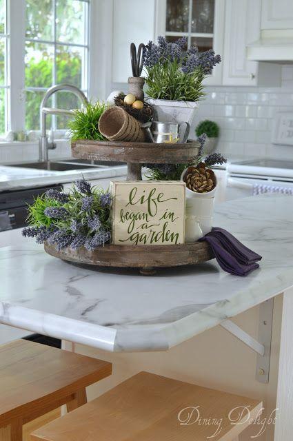 139 Decor Kitchen Everyday Table Tray