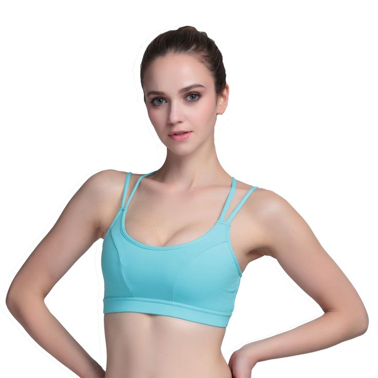 Hot Sale Women Push Up Bra Fitness Quickly-dry Hollow Out Slim  Bra Plus Size Underwear For Women Clothing 2012