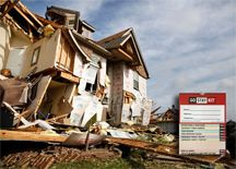 Tornado Season is back with a vengeance! Thousands are evacuated each year from cities and towns across the United States. Are you and your community prepared?  Read our Web blog or follow us on Facebook this week —today through Thursday, April 6th— for our daily tornado safety tips and how best to prepare BEFORE these killer storms arrive.
