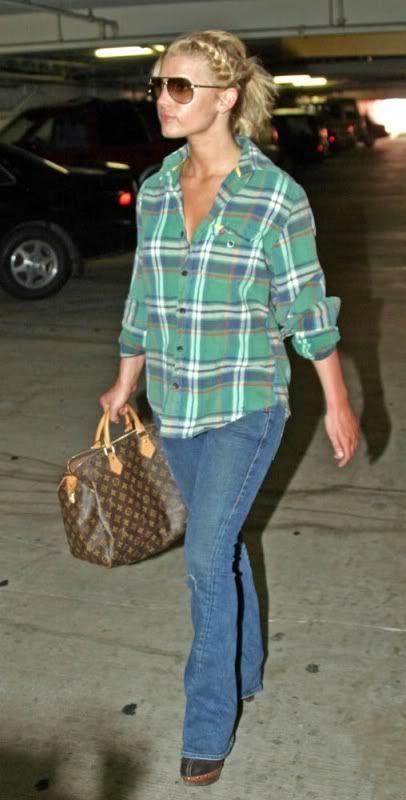 Jessica Simpson | Jessica simpson style, Cool street ...