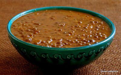 Uwielbiam takie dania - zwłaszcza, gdy za oknem plucha i zimno. Dahl, a więc ni to zupa, ni gulaszsprawdza się w takich okolicznościach pr...