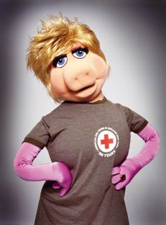 1000+ images about Miss Piggy/Muppets on Pinterest | Miss piggy, The muppets and Kermit and miss piggy