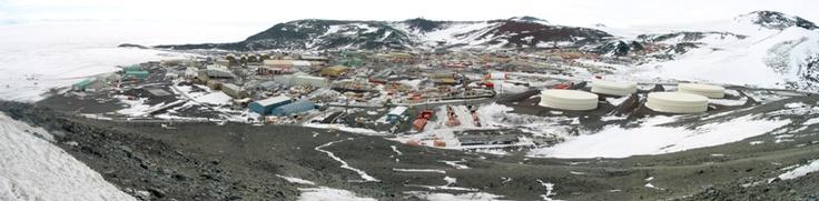 US NSF - OPP - PRSS - McMurdo Station