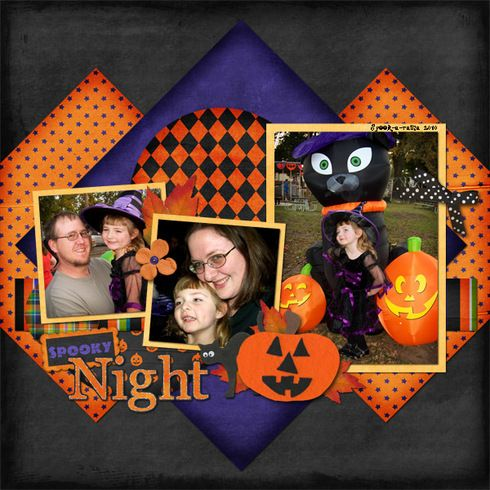 Spooky Night : Gallery : A Cherry On Top