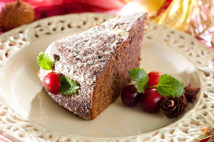 Ciasto makowo-czekoladowe. #ciasto #mak #czekolada #ciastoczekoladowe #chocolate #mniam #smacznastrona #deser