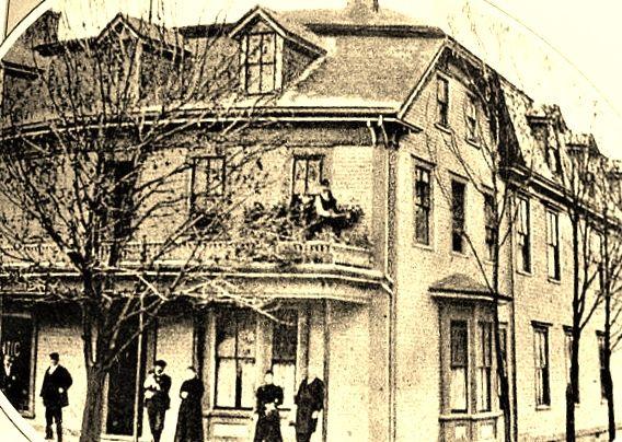 Atlantic House Shelburne, NS