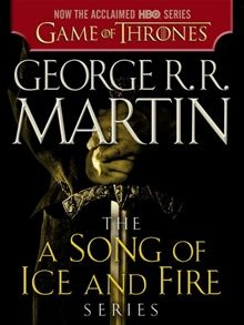 A Game of Thrones 5-Book Bundle - A Song of Ice and Fire Series: A Game of Thrones, A Clash of Kings, A Storm of Swords, A Feast for Crows, and A Dance with Dragons. #kobo #GameOfThrones