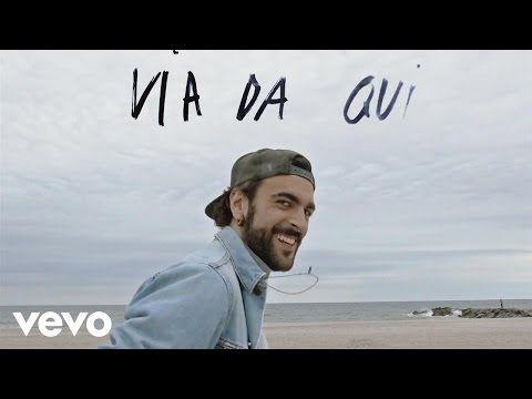 "Marco Mengon le vidéoclip du remix Onde ""Via da Qui"" !"