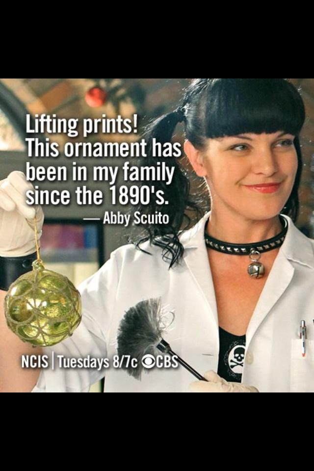 Abby! Ncis