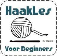 Haakles voor Beginners: Les 1  Kun je nog niet haken maar wil je het graag leren. Volg dan de haaklessen van Marieke. Geheid dat je eind  van de winter ook onder een granny ligt.