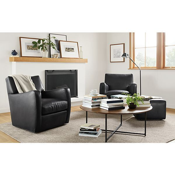 brennan chairs in leather living room u0026 board