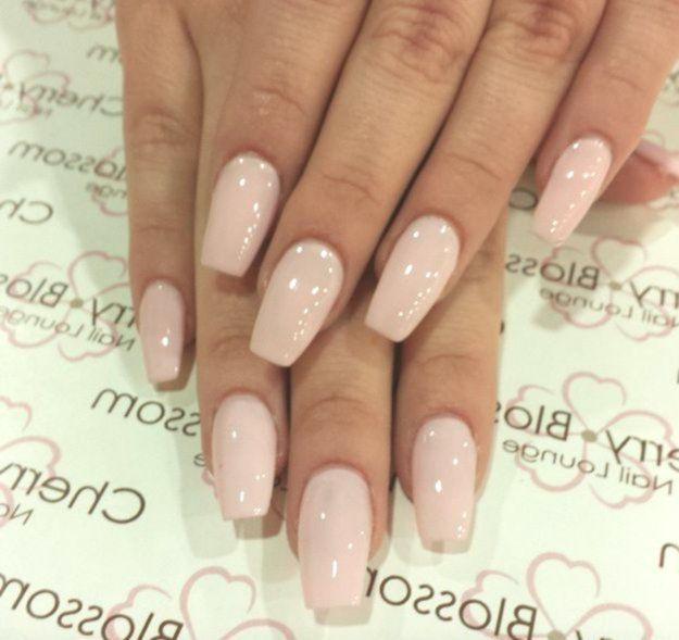 pink nagel nagel # gelnägel – Simply One girl- # gelnägel #frau # nägel #rosa #n … – Nails