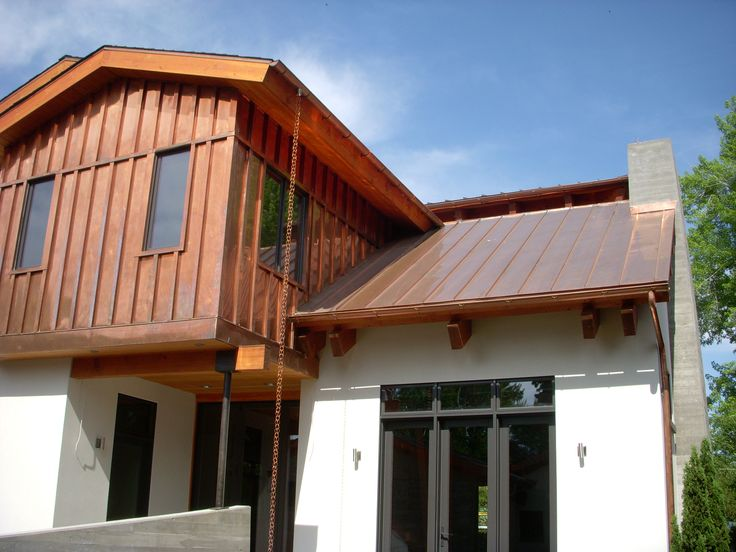 Best Copper Roof Copper House Copper Roof Metal Roof 400 x 300