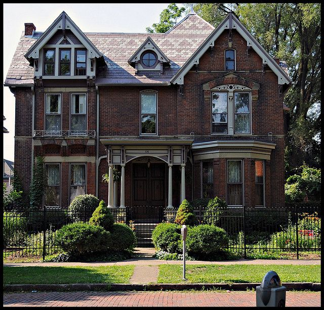 130 best images about brick victorian homes on pinterest