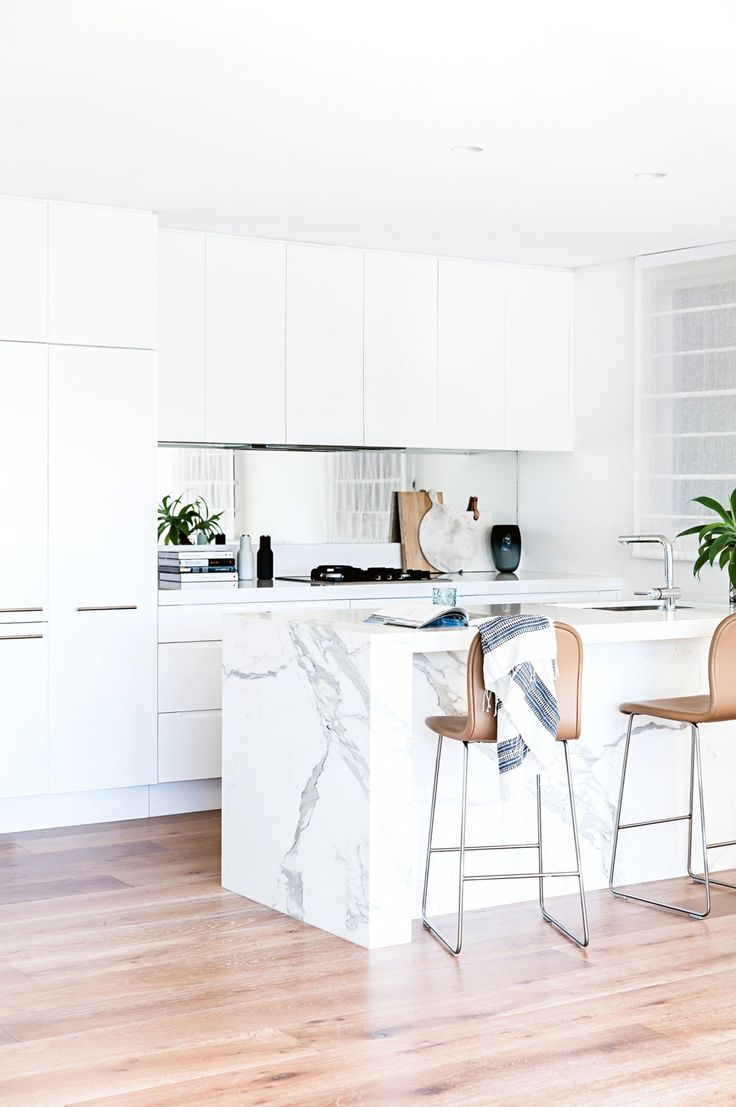 Best 25+ White marble kitchen ideas on Pinterest | Marble ...