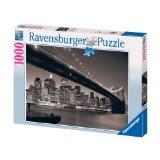 Ravensburger 15835 - Manhattan mit Brooklyn Bridge - 1000 Teile Puzzle