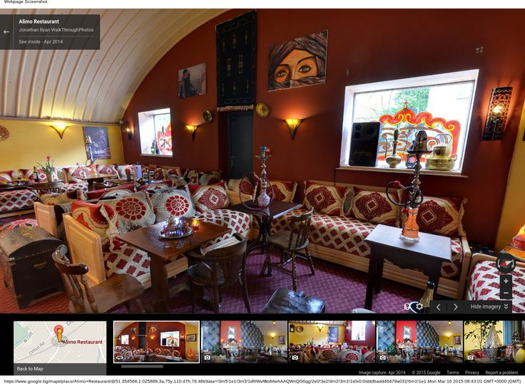 Alimo Restaurant, Whitstable - Jonathan Ryan, Walk Through Photos