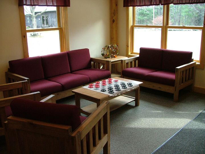 Tough Stuff Mission Living Room Looks Great At Camp