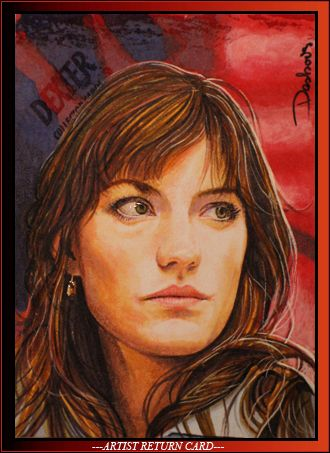 17 Best Images About Debra Morgan On Pinterest Deb