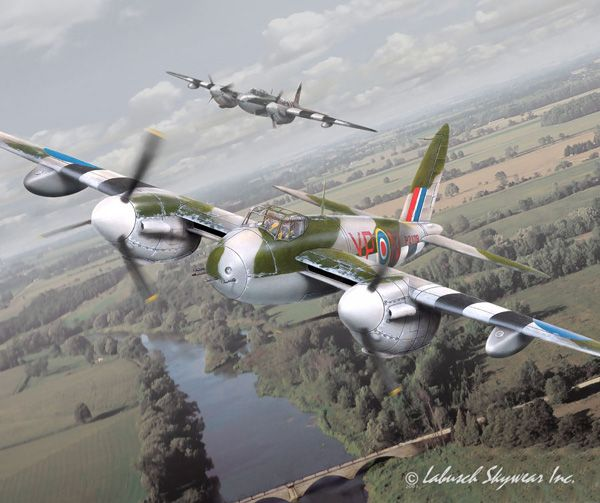 De Havilland Mosquito - Great Britain