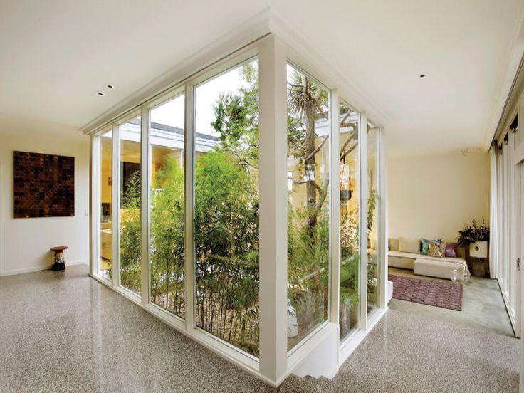 Best  Internal Courtyard Ideas On Pinterest Indoor Courtyard Atrium House And Atrium