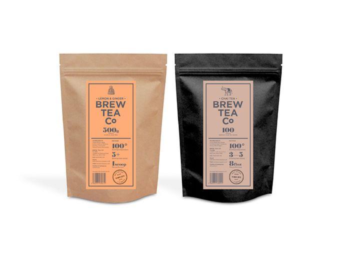 18. Brew Tea Co. Whole Left Tea
