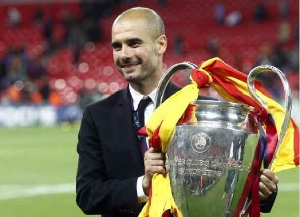 Top 10 Football Manager - Pep Guardiola. #DFK
