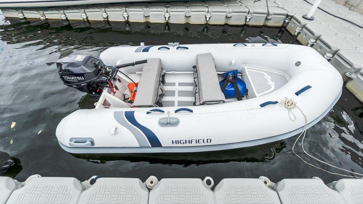 highfield dinghy