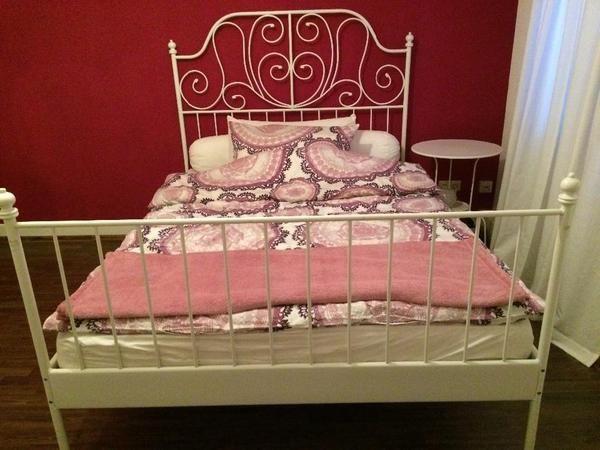 Metallbett Ikea Wei In Maulbronn Betten Kaufen Und Verkaufen Für Betten Ikea Weiß