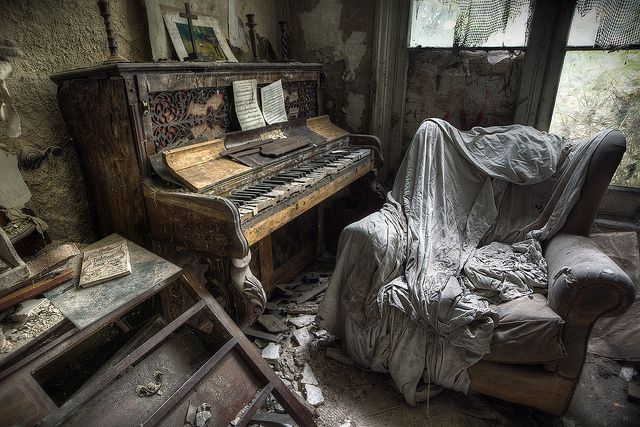Bull Manor by *Day Of The Dead - Chernobyl in 2 Weeks, via Flickr