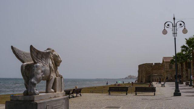 Leci Laszlo photo: Cyprus III- on the seaside -