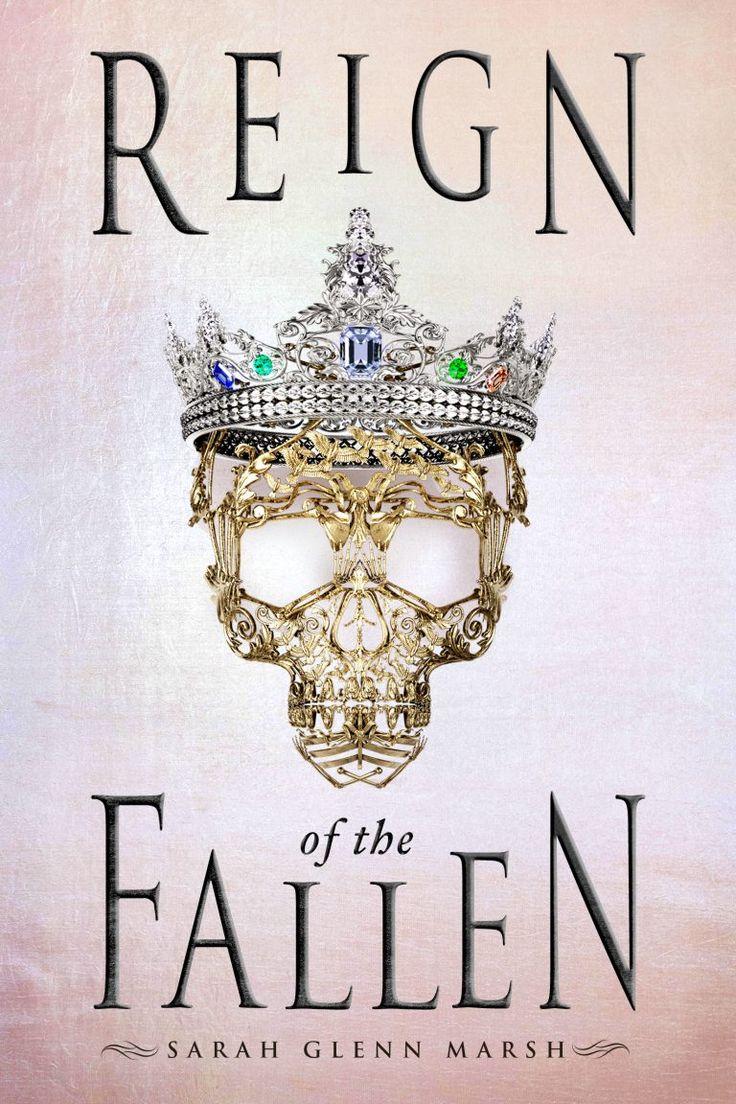 Reign of the Fallen – Sarah Glenn Marsh https://www.goodreads.com/book/show/29906017-reign-of-the-fallen