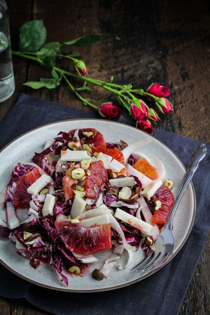 Blood Orange, Endive, and Radicchio Salad {Katie at the Kitchen Door ...