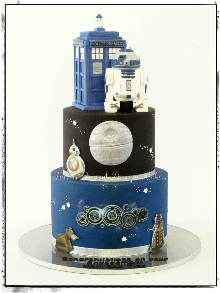 144 best Doctor Who Cakes images on Pinterest Doctor who cakes