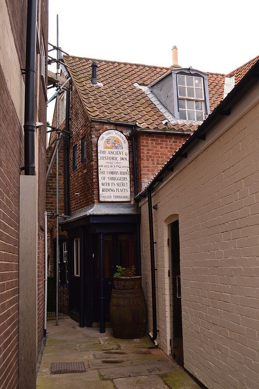 Former Three Mariners Pub, Scarborough-3