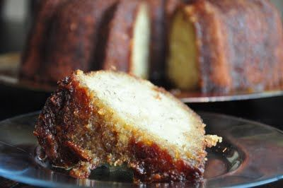 My Next Life: Bahama Mama Banana Rum Cake :: trust me, this will be one of the best effin rum cakes you will ever have. i have this book, and i absolutely ADORE this recipe! my oma loves making rum cakes, but (and don't tell her this) i never actually liked hers. but she and i both can agree that this is a piece of heaven right here! :D