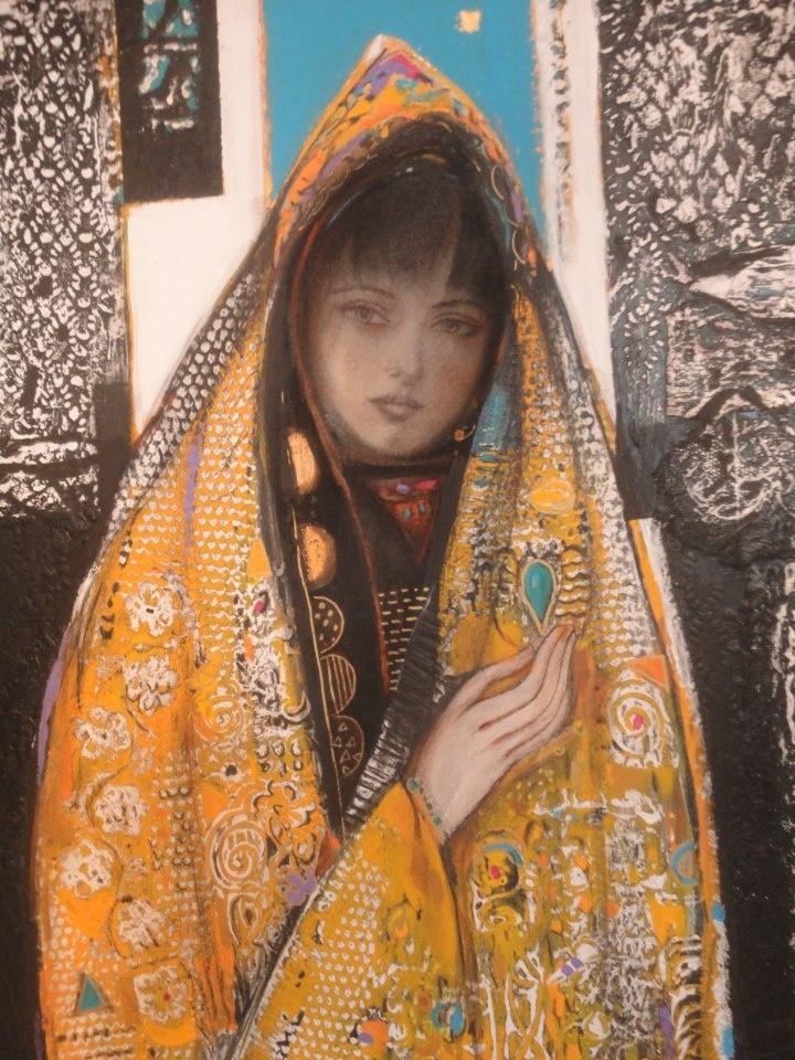 the syrian artist Zuhair Hassib