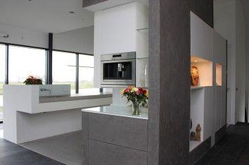 Modern design maatwerk keuken