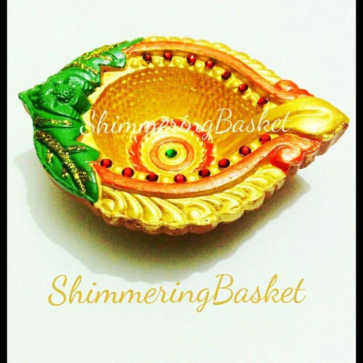 Diwali diyas for sale! #Tealights #indiancandles #indianwedding #indianfestival #ordernow #onsale