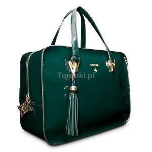 BARADA Skórzany kuferek Jade zielony http://www.torebki.pl/barada-skorzany-kuferek-jade-zielony.html